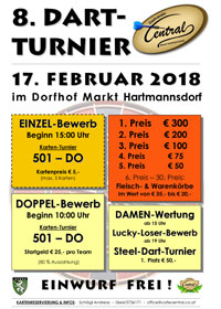 17.02.2018 8. Turnier des DV Central